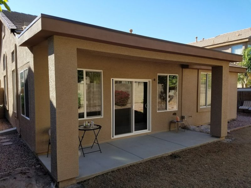 Patio Roof Covers Az Enclosures And Sunrooms