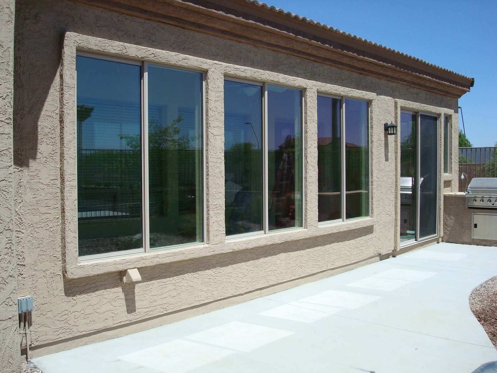 Hoa approval for modular sunroom arizona enclosures and for Modular sunroom