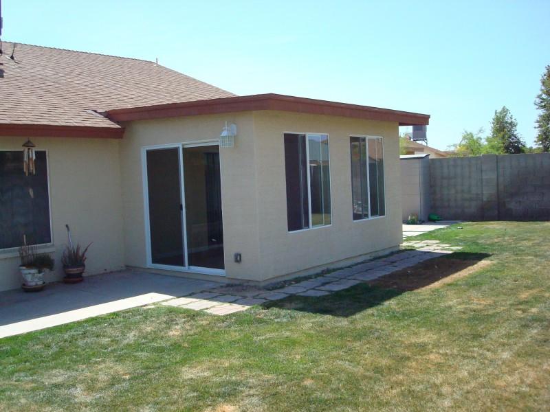 Straight Eave Patio Enclosures - Arizona Enclosures and ...