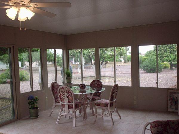 New Low Cost Sunroom Arizona Enclosures And Sunrooms